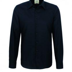 Hemd 1/1 Arm Business-Tailored (Schwarz)