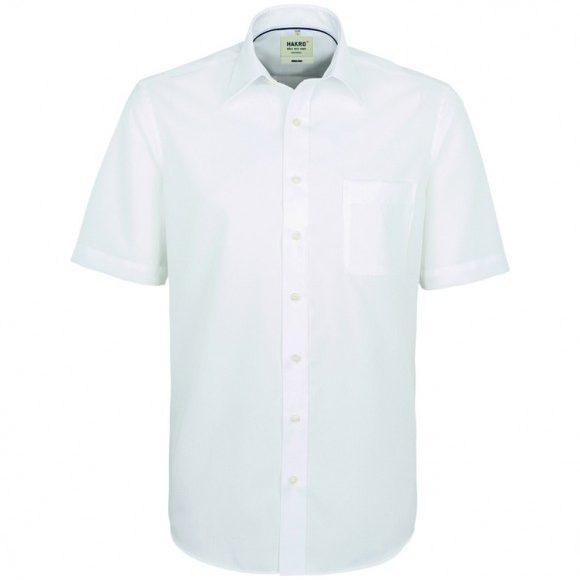 Hemd ½ Arm Business (Weiß)