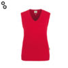 Woman-V-Pullunder Premium-Cotton 5