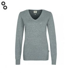Woman-V-Pullover Premium-Cotton