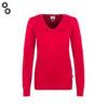 Woman-V-Pullover Premium-Cotton 4