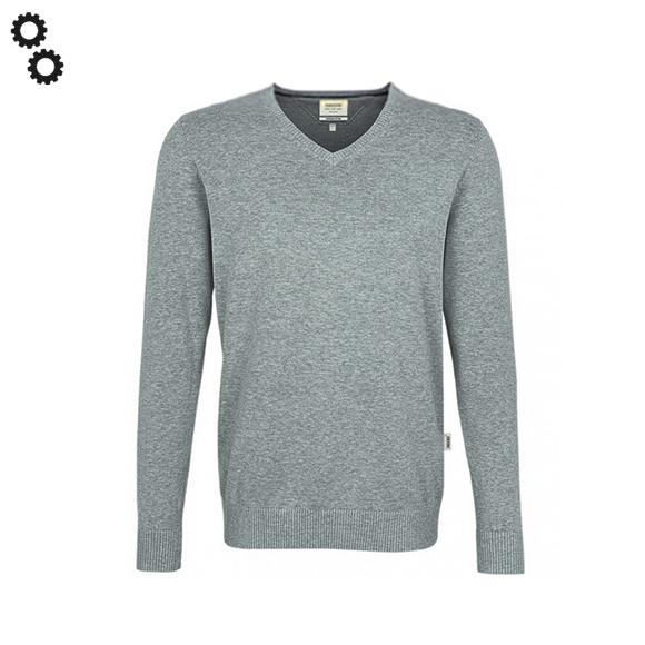 V-Pullover Premium-Cotton