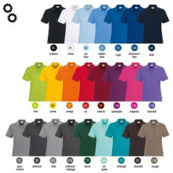 Poloshirts 216 & 816 (Mischgewebe)