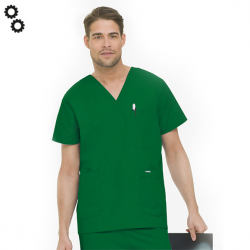 Landau Top 7489 – Hunter Green