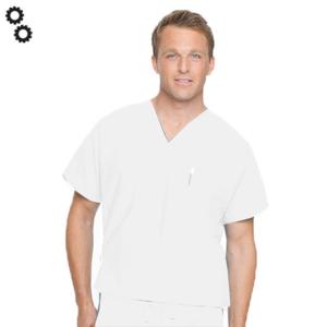 Landau Top 7502 – White
