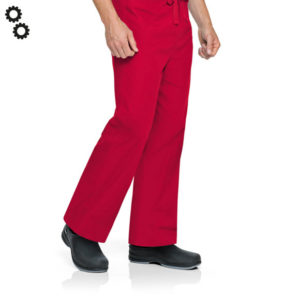 Landau Pant 7602 – True Red
