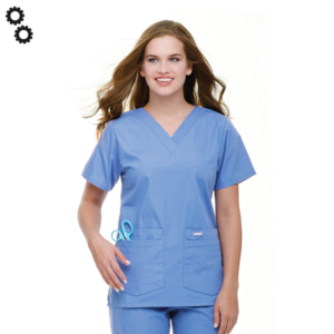 Landau Top 8219 – Ceil Blue