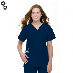 Landau Top 8219 – Navy