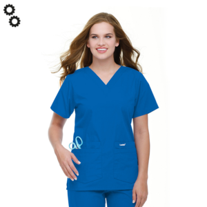 Landau Top 8219 – Royal Blue