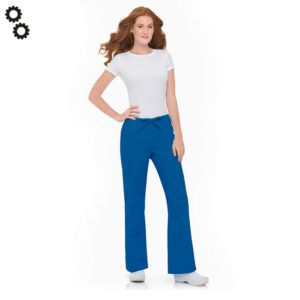 Landau Pant 8335 – Royal Blue