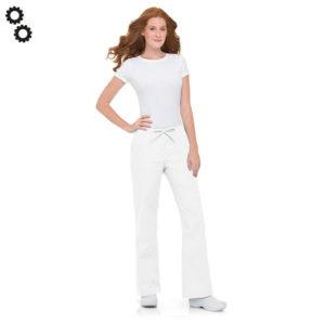 Landau Pant 8335 – White