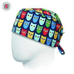 "Premium OP-Haube ""Cute Owls"""