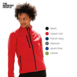 Ladies Softshell-Jacket