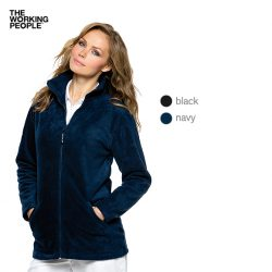 Women's Full Zip Active Fleece