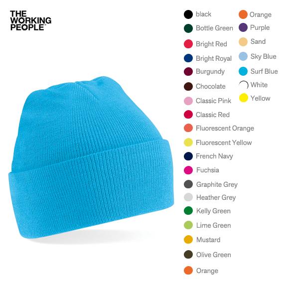 Winter Mütze in 26 Farben