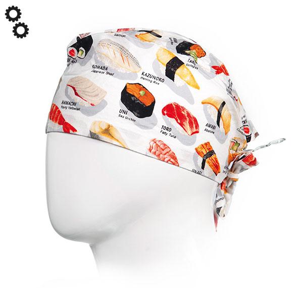 """OP Haube """"Sushi White"""""""
