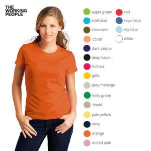 Ladies T-Shirt Miss